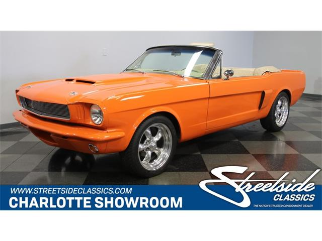 1966 Ford Mustang (CC-1512940) for sale in Concord, North Carolina