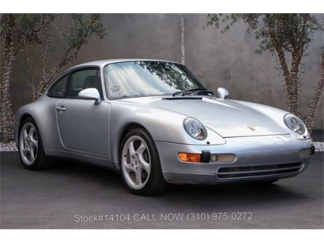 1995 Porsche 993 (CC-1512963) for sale in Beverly Hills, California