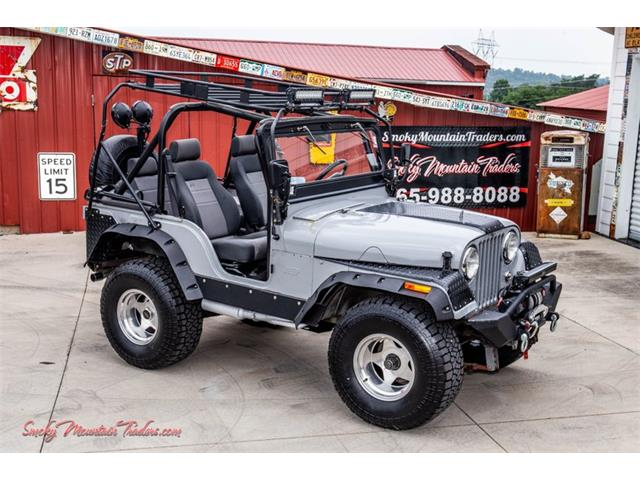 1962 Willys Jeep (CC-1512988) for sale in Lenoir City, Tennessee