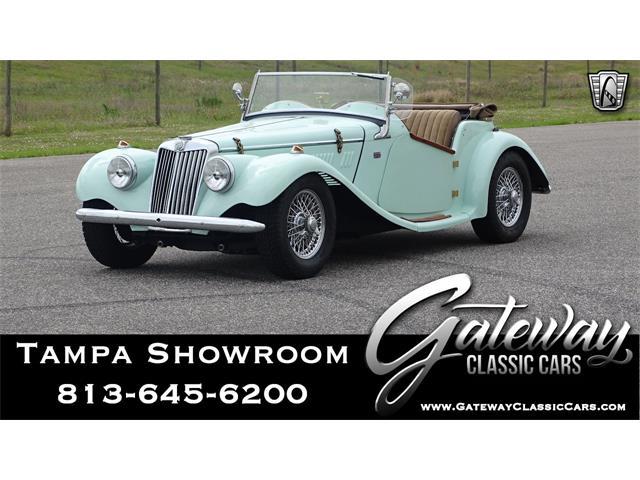 1954 MG TF (CC-1510003) for sale in O'Fallon, Illinois