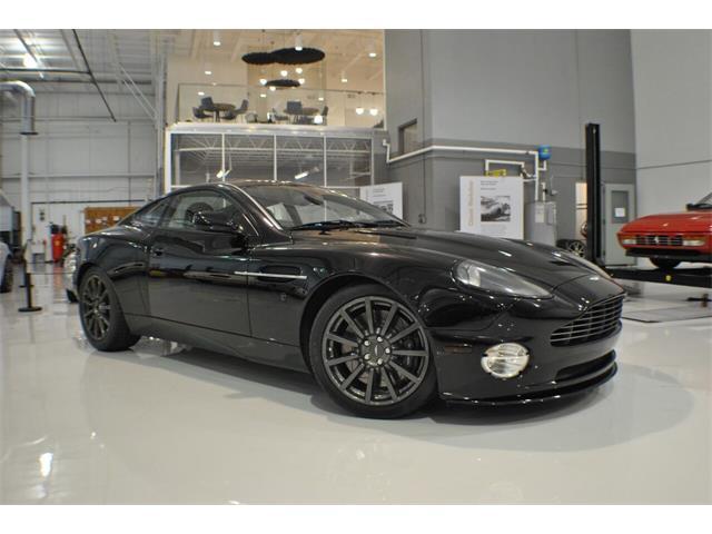 2006 Aston Martin V12 (CC-1513003) for sale in Charlotte, North Carolina