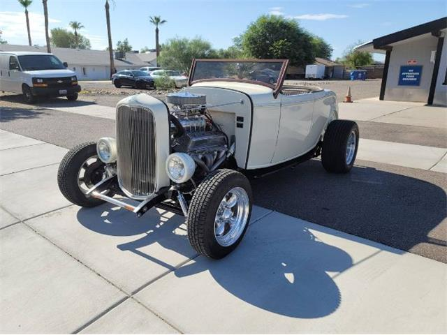 1932 Ford Roadster (CC-1513004) for sale in Cadillac, Michigan