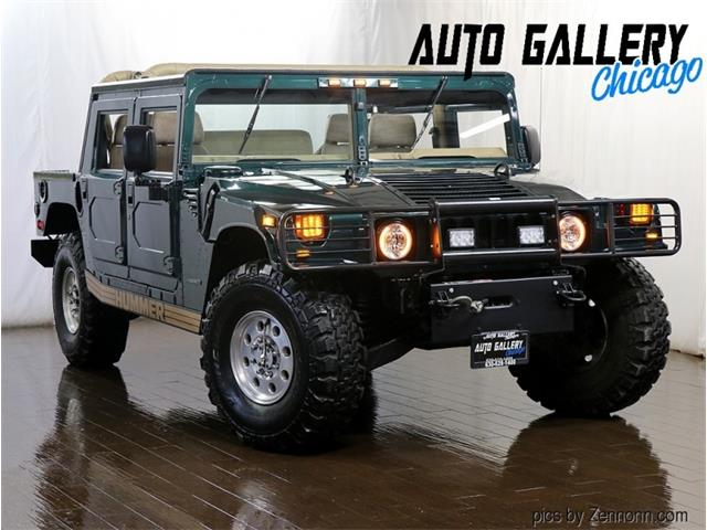 1996 Hummer H1 (CC-1513008) for sale in Addison, Illinois