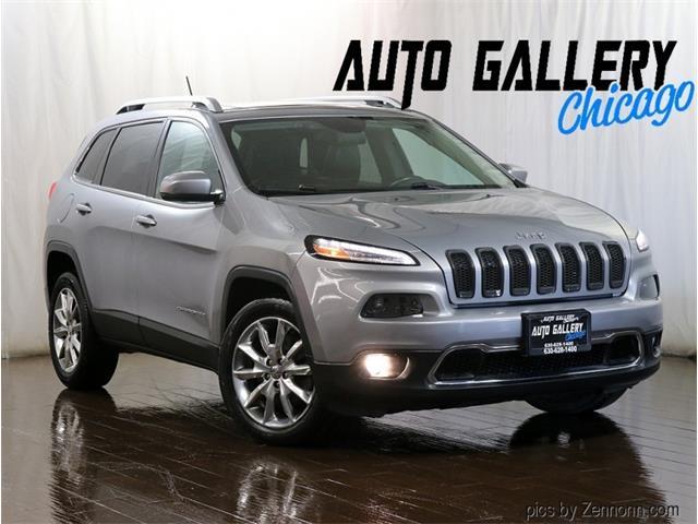 2014 Jeep Cherokee (CC-1513012) for sale in Addison, Illinois