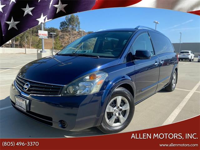 2008 Nissan Quest (CC-1513033) for sale in Thousand Oaks, California