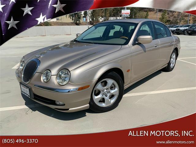 2002 Jaguar S-Type (CC-1513037) for sale in Thousand Oaks, California