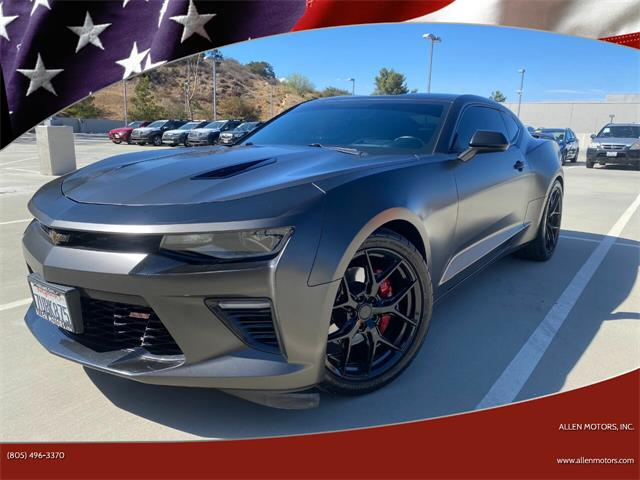 2016 Chevrolet Camaro (CC-1513046) for sale in Thousand Oaks, California