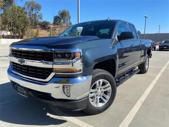 2017 Chevrolet Silverado (CC-1513047) for sale in Thousand Oaks, California