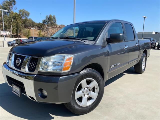 2007 Nissan Titan (CC-1513048) for sale in Thousand Oaks, California