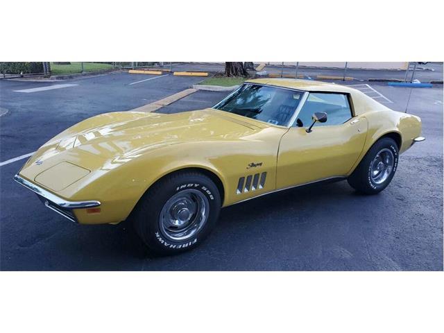 1969 Chevrolet Corvette (CC-1510305) for sale in Pompano Beach, Florida