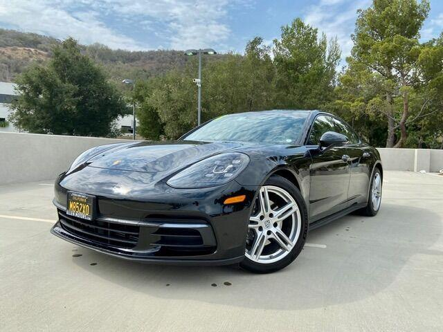 2018 Porsche Panamera (CC-1513052) for sale in Thousand Oaks, California
