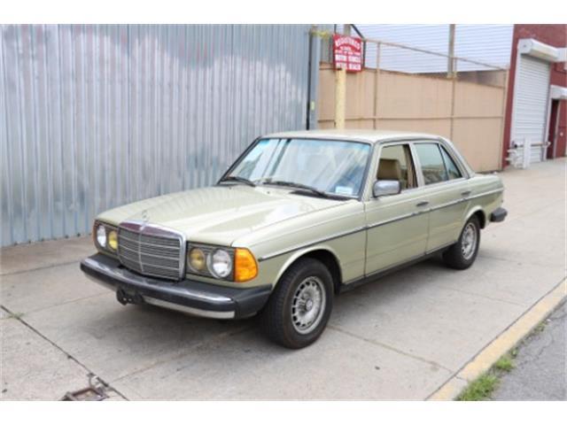 1984 Mercedes-Benz 300D (CC-1513062) for sale in Astoria, New York