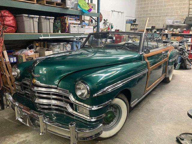 1949 Chrysler Town & Country (CC-1513079) for sale in Cadillac, Michigan
