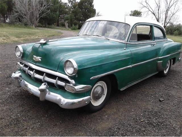 1954 Chevrolet 210 (CC-1513080) for sale in Cadillac, Michigan