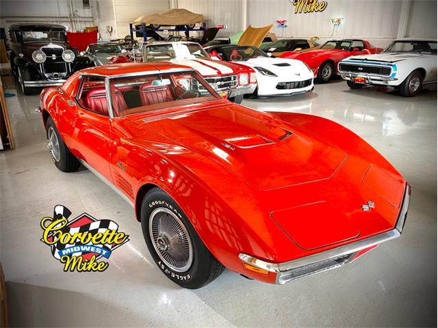 1970 Chevrolet Corvette (CC-1513085) for sale in Burr Ridge, Illinois