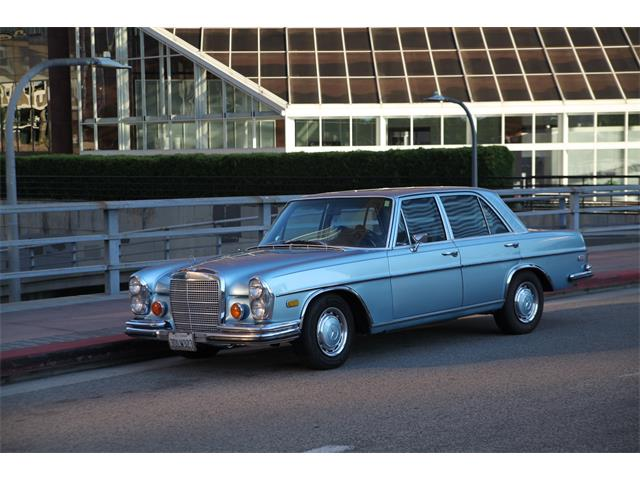 1972 Mercedes-Benz 280SE (CC-1510309) for sale in Los Angeles, California