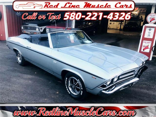 1969 Chevrolet Chevelle SS (CC-1513100) for sale in Wilson, Oklahoma