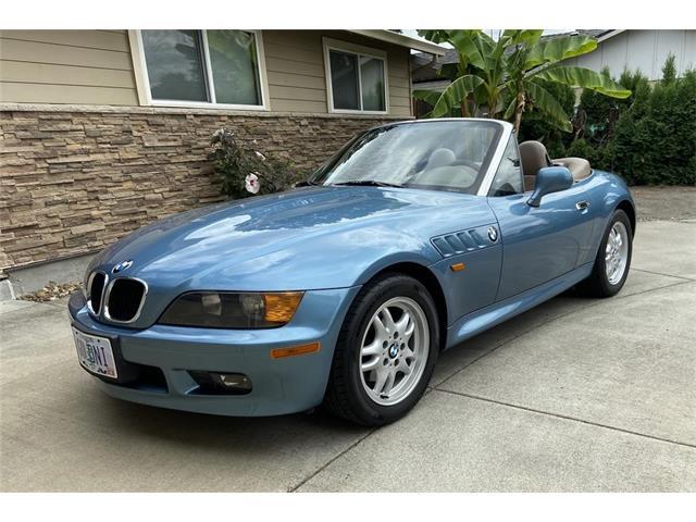 1996 BMW Z3 (CC-1510311) for sale in Portland, Oregon
