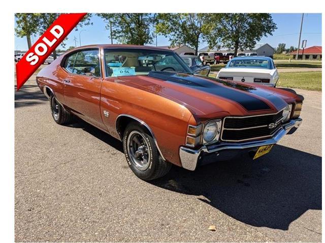 1971 Chevrolet Chevelle (CC-1513112) for sale in Webster, South Dakota