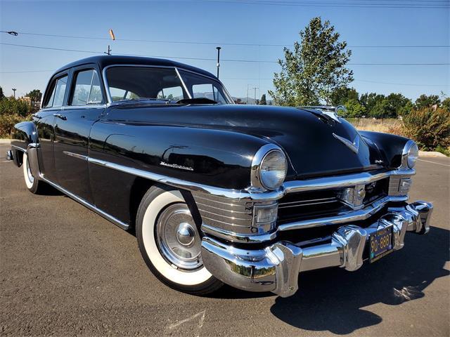 1951 Chrysler New Yorker (CC-1513115) for sale in Eugene, Oregon