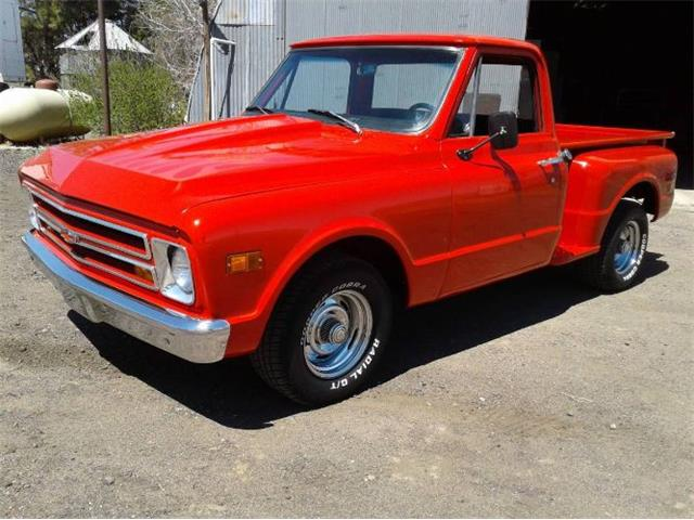 1968 Chevrolet C10 (CC-1513124) for sale in Cadillac, Michigan