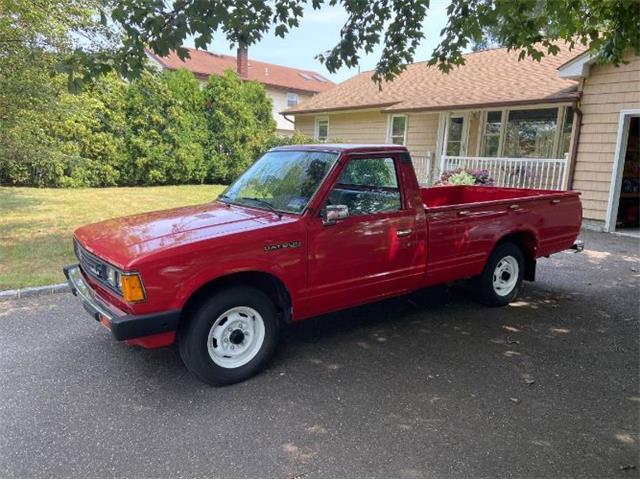 1980 Datsun 720 (CC-1513126) for sale in Cadillac, Michigan