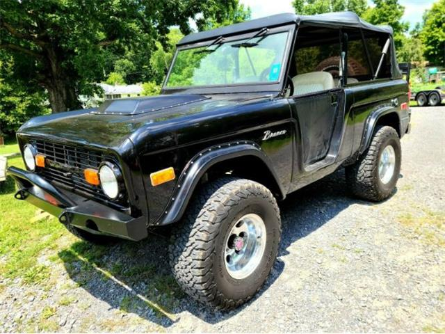 1975 Ford Bronco (CC-1513129) for sale in Cadillac, Michigan