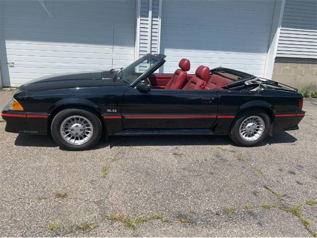 1987 Ford Mustang (CC-1513131) for sale in Cadillac, Michigan