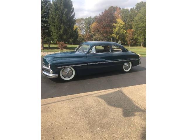 1950 Mercury Coupe (CC-1513133) for sale in Cadillac, Michigan