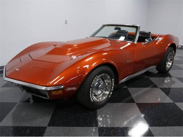 1970 Chevrolet Corvette (CC-1513134) for sale in Cadillac, Michigan