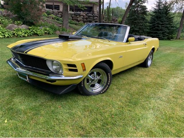 1970 Ford Mustang (CC-1513139) for sale in Cadillac, Michigan