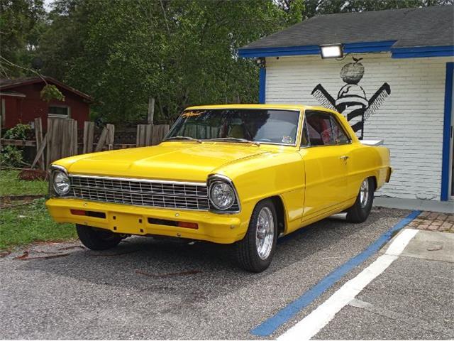 1967 Chevrolet Nova (CC-1513141) for sale in Cadillac, Michigan