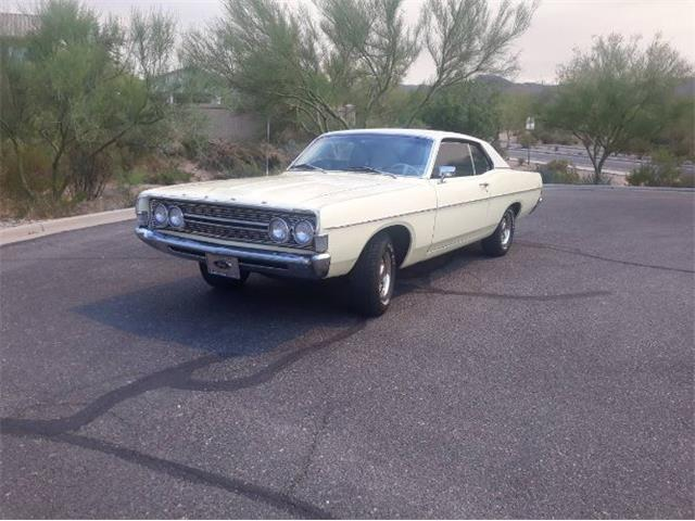 1968 Ford Fairlane (CC-1513146) for sale in Cadillac, Michigan