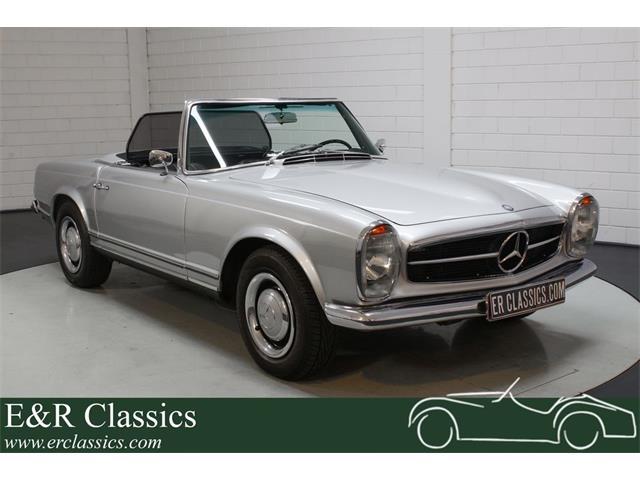 1965 Mercedes-Benz 230SL (CC-1513155) for sale in Waalwijk, Noord Brabant