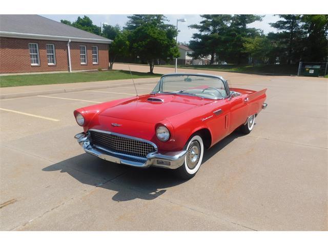 1957 Ford Thunderbird (CC-1513157) for sale in Fenton, Missouri