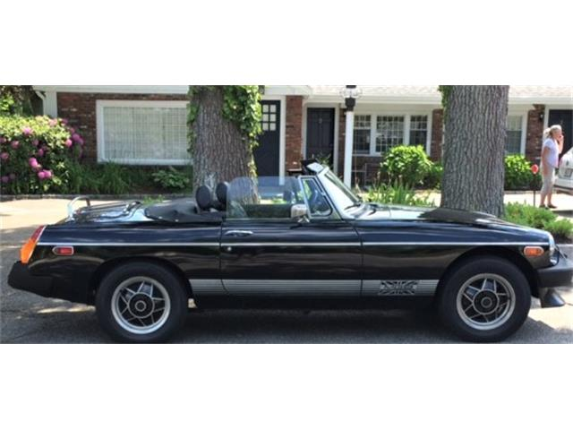 1979 MG MGB (CC-1513160) for sale in Rye, New Hampshire