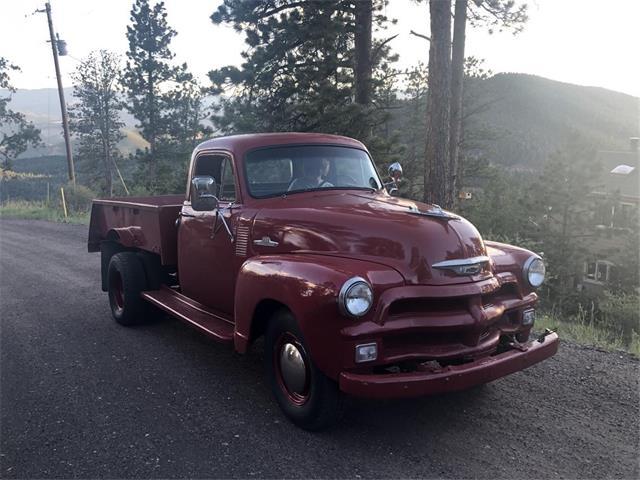 1955 Chevrolet 3600 (CC-1513161) for sale in Conifer, Colorado