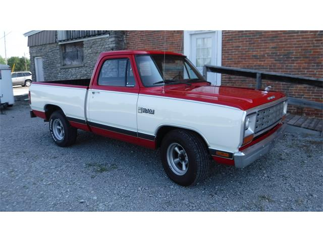 1983 Dodge 1/2 Ton Pickup (CC-1513162) for sale in MILFORD, Ohio