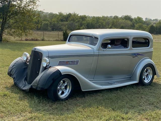 1934 Chevrolet Sedan (CC-1513167) for sale in Claremore , Oklahoma