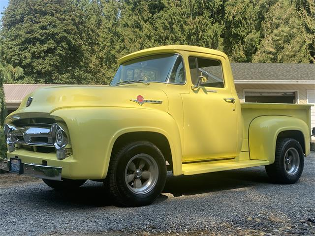 1956 Ford F100 (CC-1513177) for sale in Battle Ground, Washington