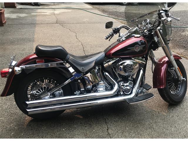 2000 Harley-Davidson Fat Boy (CC-1513188) for sale in Battle Ground, Washington