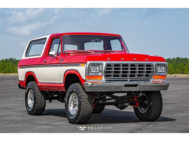 1978 Ford Bronco (CC-1513196) for sale in Pensacola, Florida