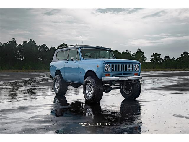 1973 International Harvester Scout II (CC-1513197) for sale in Pensacola, Florida