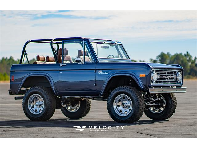 1977 Ford Bronco (CC-1513200) for sale in Pensacola, Florida