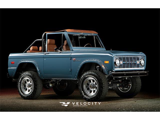 1972 Ford Bronco (CC-1513210) for sale in Pensacola, Florida
