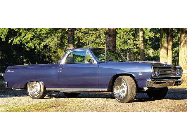 1965 Chevrolet El Camino (CC-1513211) for sale in Olympia, Washington