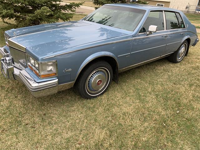 1981 Cadillac Seville (CC-1513214) for sale in Stony Plain, Alberta