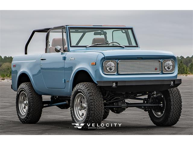1971 International Scout 800B (CC-1513216) for sale in Pensacola, Florida