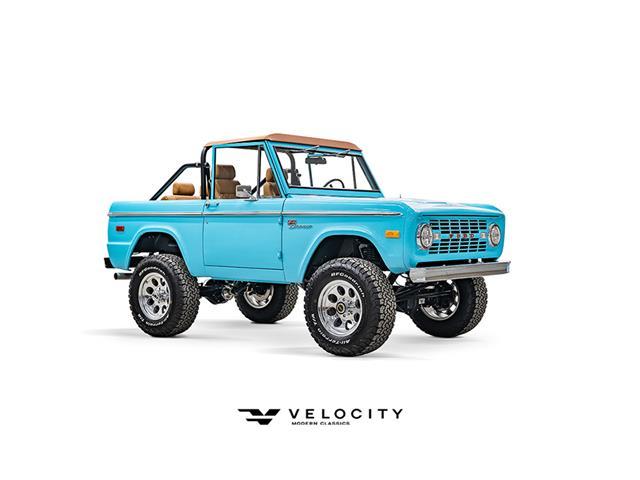 1967 Ford Bronco (CC-1513220) for sale in Pensacola, Florida