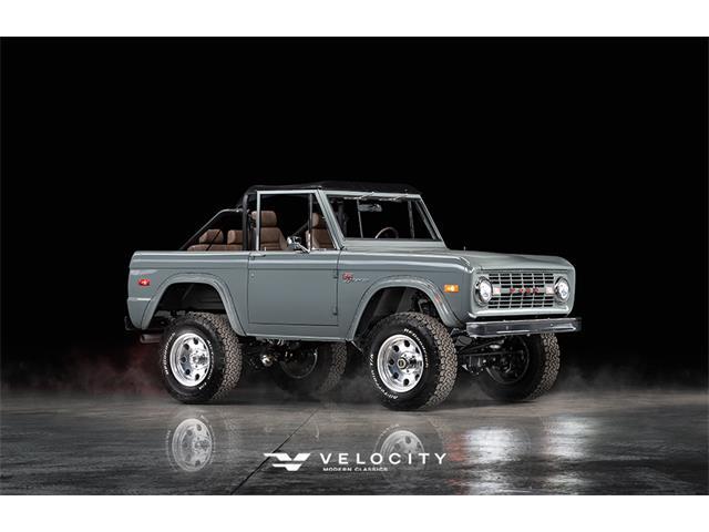 1972 Ford Bronco (CC-1513225) for sale in Pensacola, Florida